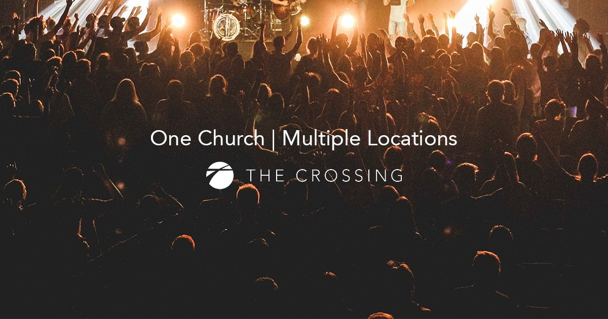 The Crossing - One Church | Multiple Locations | Quincy, IL