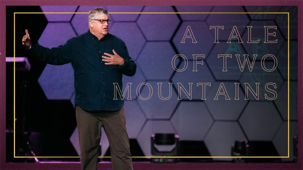 A Tale of Two Mountains